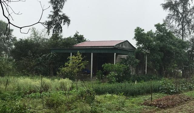 Nhà ông Nguyễn Tình Mậu to hoành tráng nhưng chỉ được đền hơn 200 triệu.