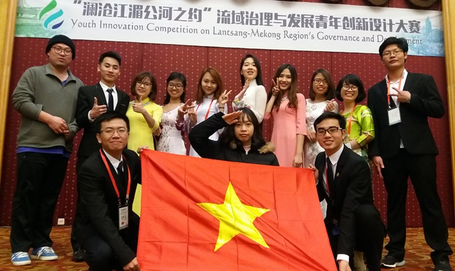 Vòng chung kết của cuộc thi còn có sự tham dự của 3 đội thi khác đến từ Việt Nam.