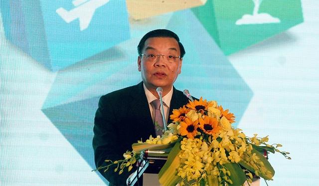 Bộ trưởng Bộ Khoa học và Công nghệ Chu Ngọc Anh.