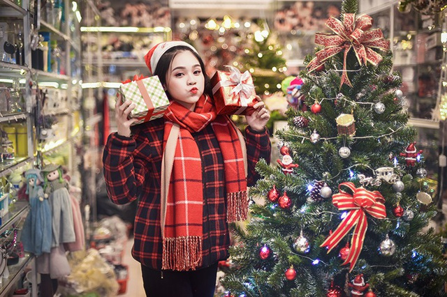 Mùa Giáng sinh lãng mạn của nữ sinh trường Nguyễn Bỉnh Khiêm - 12