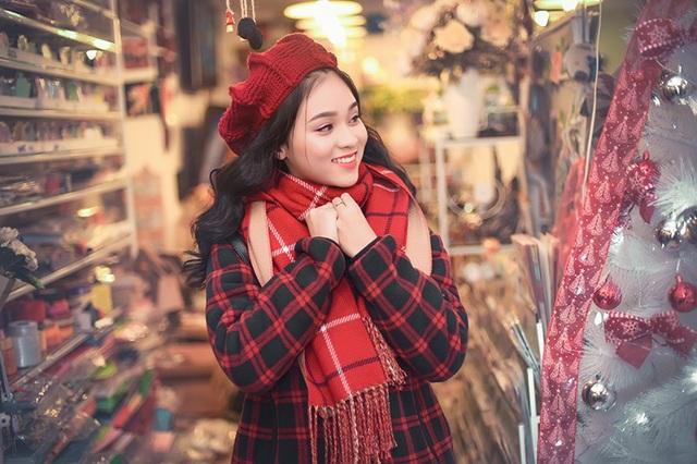 Mùa Giáng sinh lãng mạn của nữ sinh trường Nguyễn Bỉnh Khiêm - 8