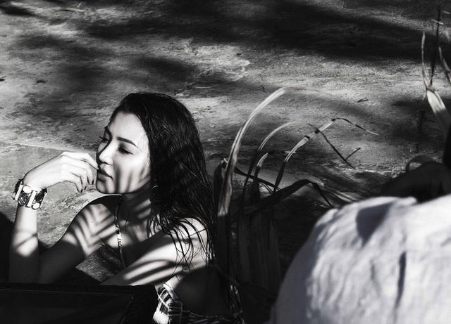 Nữ hoàng Sắc đẹp Ngọc Duyên nóng bỏng khoe thân hình gợi cảm - 15
