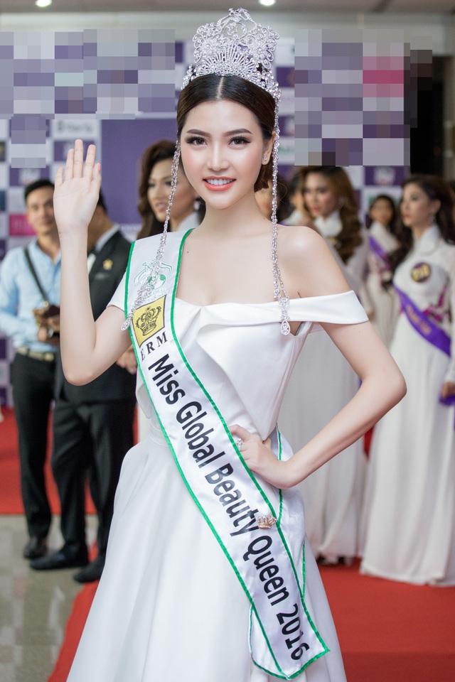 Ngọc Duyên là Miss Global Beauty Queen 2016 (Nữ hoàng sắc đẹp toàn cầu 2016).