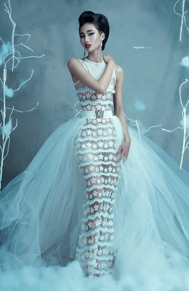 Lộ diện những nhan sắc nóng bỏng của Hoa hậu Hoàn vũ Việt Nam 2017 - 7