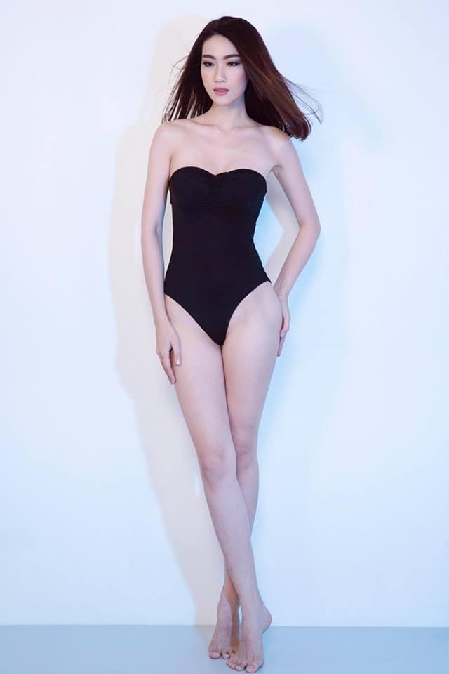 Từng bỏ lỡ Hoa hậu Hoàn vũ Việt Nam 2015 vì vài lý do cá nhân, lần này, Ngọc Thúy đặt nhiều quyết tâm và xem đây là cơ hội cuối cùng để tham gia thi sắc đẹp.