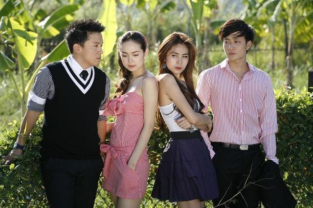 """Đến dự án phim """"Ngôi nhà hạnh phúc"""" - bộ phim truyền hình được mua lại bản quyền của Hàn Quốc, khán giả tiếp tục thất vọng với cách diễn xuất của Lam Trường trong vai Đình Phong."""