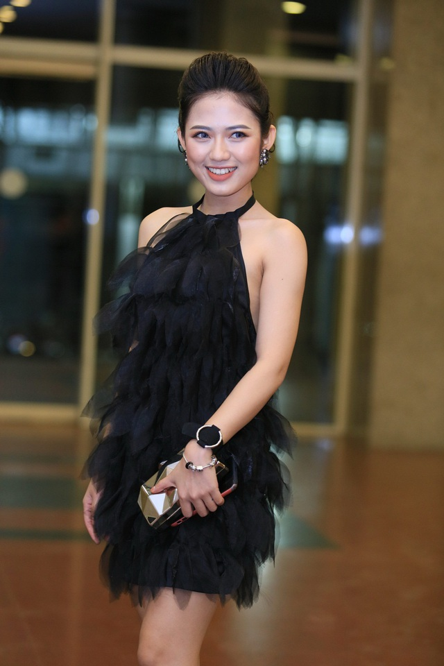 Diễn viên Trang Cherry (Vai Diệp trong Sống chung với mẹ chồng).