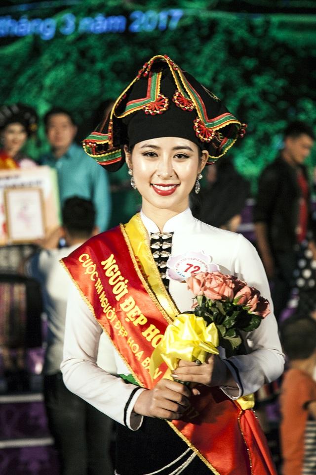Cận cảnh nhan sắc Người đẹp Hoa Ban 2017.