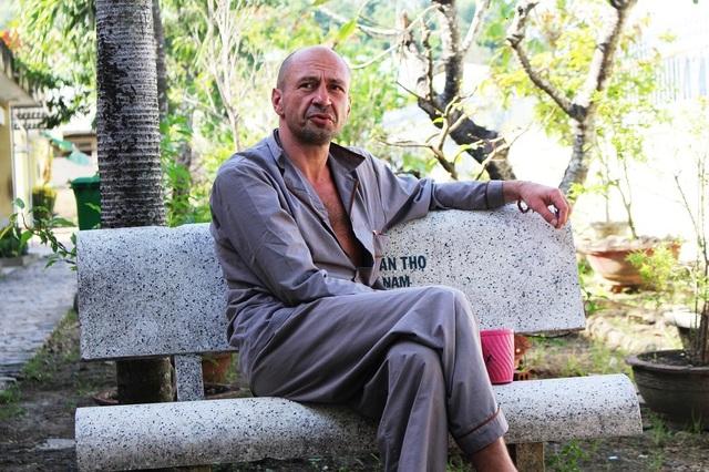Ông Kuznetsova Oleg, người đàn ông Nga thất lạc gia đình ở Nha Trang