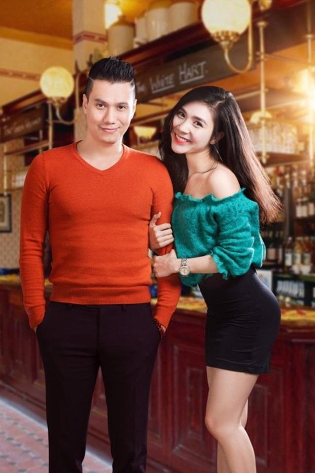 Trong Người phán xử, Thanh Bi đóng vai Vân Điệp - cô bồ của Phan Hải (Việt Anh đảm nhiệm).