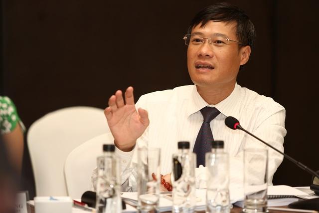 Ông Nguyễn Đăng Trương - Cục trưởng Cục Quản lý đấu thầu thuộc Bộ Kế hoạch và Đầu tư