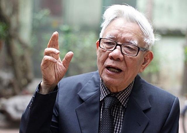 Ông Nguyễn Đình Hương: Kỷ luật cán bộ trẻ là rất đáng tiếc, nhưng không phải người trẻ nào cũng làm được cán bộ nếu không qua rèn luyện, thử thách. (Ảnh: Infonet).