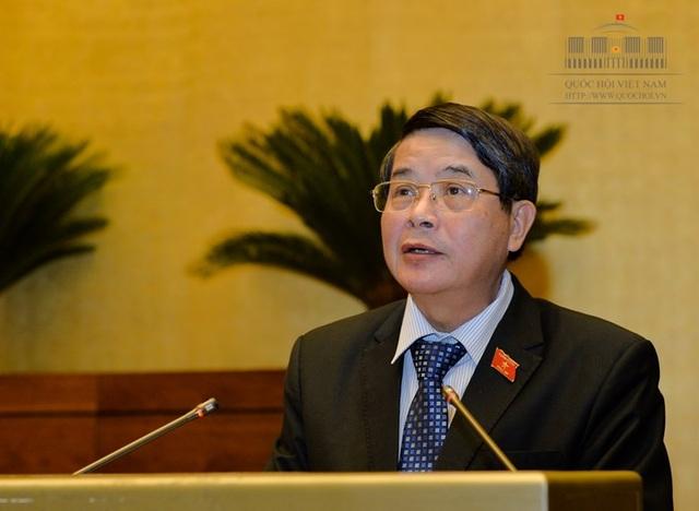 Ông Nguyễn Đức Hải – Chủ nhiệm Ủy ban Tài chính, Ngân sách (UBTCNS) của Quốc hội