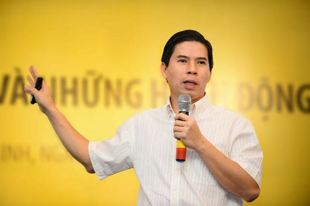 Doanh nghiệp của ông Nguyễn Đức Tài đang muốn đổ bộ chiếm lĩnh thị trường miền Bắc.