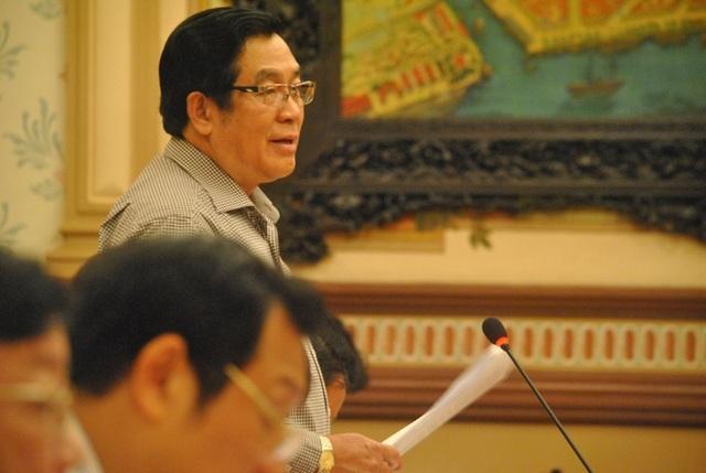 Ông Nguyễn Hoàng Minh - Phó Giám đốc Sở Kế hoạch - Đầu tư TPHCM