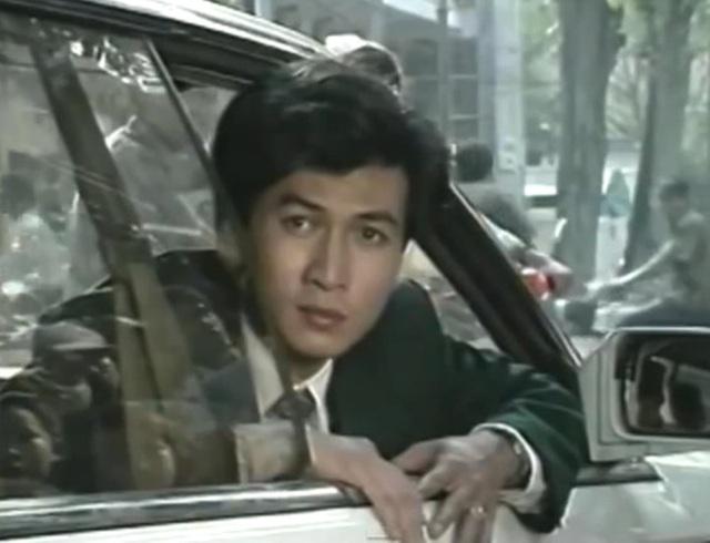 Diễn viên Nguyễn Huỳnh một thời.