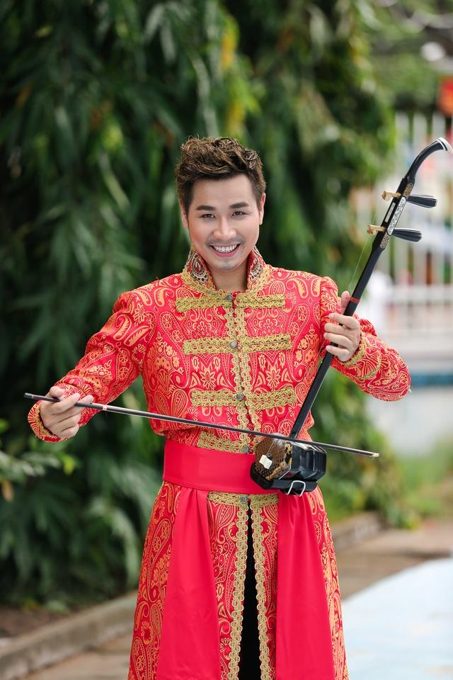 Nhờ chơi 2 loại nhạc cụ dân tộc với sự đầu tư tâm huyết mà Nguyên Khang đã giành được ngôi vị quán quân.