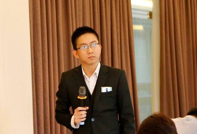 Ông Nguyễn Minh Đức, chuyên gia pháp chế, VCCI