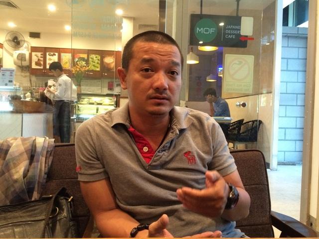 Thạc sĩ Nguyễn Ngọc Phước Đại (Viện Nghiên cứu và Phát triển TPHCM)