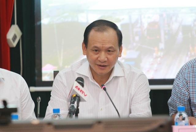 Thứ trưởng Bộ GTVT Nguyễn Nhật