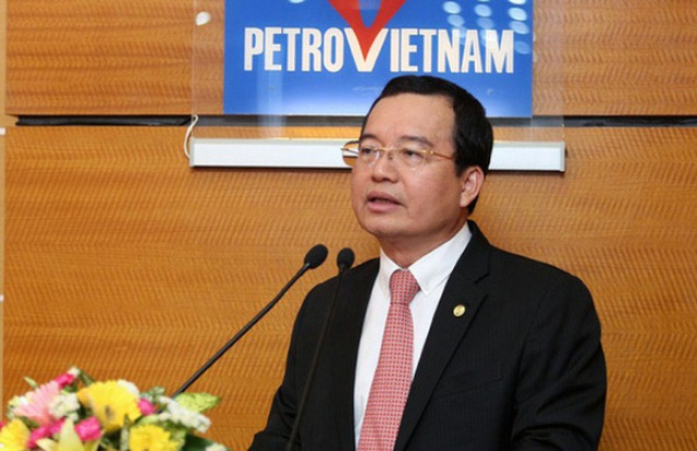 Ông Nguyễn Quốc Khánh giữ chức Chủ tịch PVN sau khi người tiền nhiệm là ông Nguyễn Xuân Sơn bị thôi chức và bị bắt.