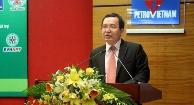 Thủ tướng đã ký quyết định về việc ông Nguyễn Quốc Khánh thôi giữ chức Chủ tịch thành viên PVN.