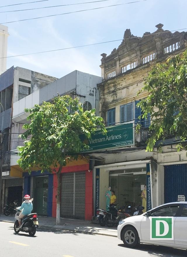 Nhà 45, 47 Nguyễn Thái Học ngay bên cạnh ngôi nhà 43 Nguyễn Thái Học của Bí thư Thành ủy Đà Nẵng Nguyễn Xuân Anh
