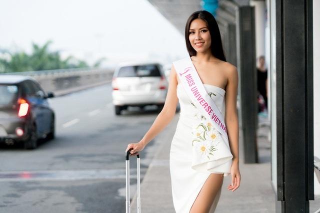 Cuộc thi Hoa hậu Hoàn vũ Thế giới 2017 diễn ra từ ngày 10 đến 26/11 tại Las Vegas, Mỹ. Hơn 90 cô gái xinh đẹp đến từ khắp nơi trên thế giới sẽ tranh tài để tìm ra người chiến thắng. Đêm chung kết được tổ chức ngày 26/11. Đương kim hoa hậu Iris Mittenaere của Pháp sẽ trao lại vương miện cho người kế nhiệm.