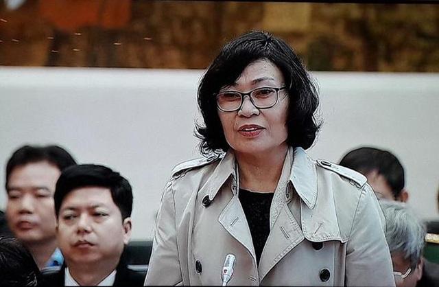 Tổng Giám đốc Bảo hiểm Xã hội Việt Nam Nguyễn Thị Minh nêu nhiều con số gây ngạc nhiên sau khi thực hiện thông tuyến khám bệnh bảo hiểm y tế.