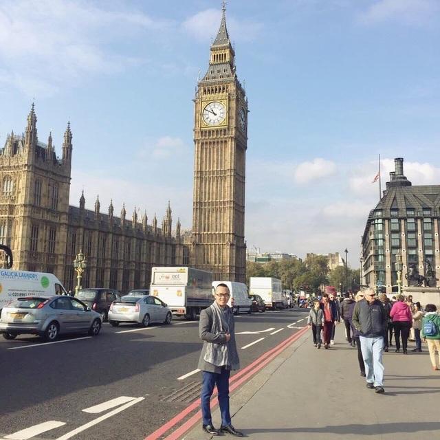 Nguyễn Trung Thành: chàng tiến sĩ trẻ với hành trình xuyên qua 38 quốc gia - 5