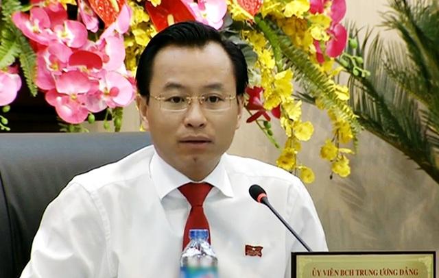 Ông Nguyễn Xuân Anh - Bí thư Thành ủy, Chủ tịch Hội đồng nhân dân TP. Đà Nẵng