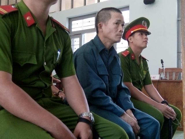 Nguyễn Thọ tại phiên tòa sơ thẩm