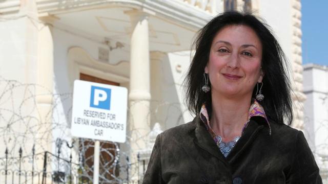 Bà Daphne Caruana Galizia (Ảnh: Reuters)