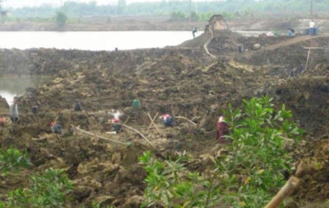 UBND tỉnh Thanh Hóa yêu cầu khẩn trương tháo dỡ, di dời hệ thống máy móc, thiết bị phục vụ hoạt động khai thác trước đây