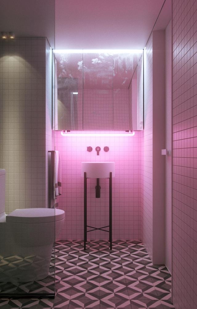 """Chiêm ngưỡng căn hộ siêu nhỏ với thiết kế """"đẹp miễn chê"""" - 10"""
