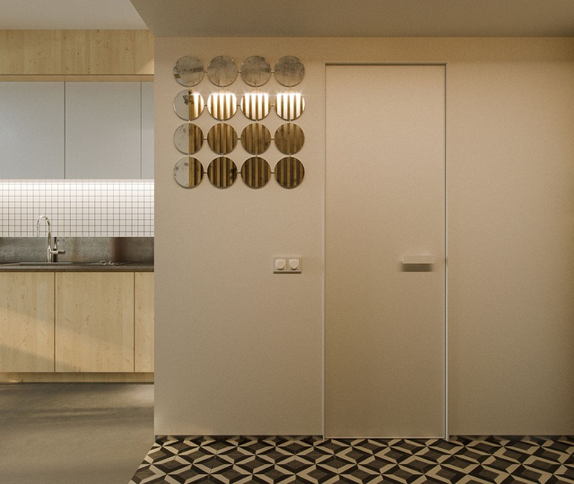 """Chiêm ngưỡng căn hộ siêu nhỏ với thiết kế """"đẹp miễn chê"""" - 2"""