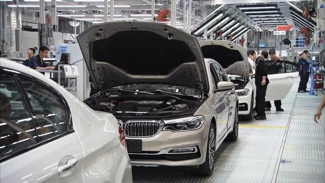 BMW tạm đóng cửa một nhà máy ở Trung Quốc - 1
