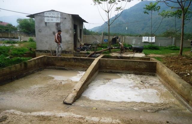 Nhà máy chế biến tinh bột sắn Bá Thước xả nước thải vào nguồn nước có hàm lượng chất ô nhiễm vượt quá giới hạn quy định trong giấy phép xả nước thải do UBND tỉnh cấp