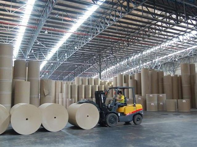 Ngành giấy là một trong những ngành có nguy cơ gây ô nhiễm môi trường lớn nhất.