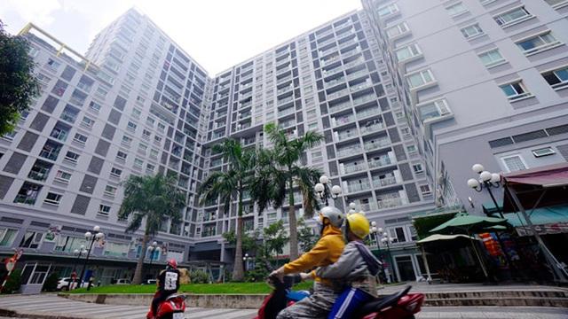 Nhu cầu nhà ở giá rẻ, nhà bình dân tại TP.HCM được đánh giá là cao nhất cả nước (ảnh minh hoạ)