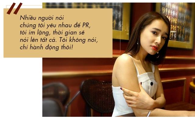 """Nhã Phương: """"Tôi buồn khi người ta gọi là bạn gái của Trường Giang"""" - 3"""