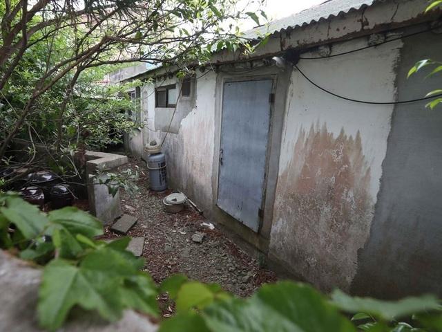 Căn nhà cũ đơn sơ là nơi nuôi dưỡng ông Moon lớn lên trong suốt quãng đời tuổi thơ