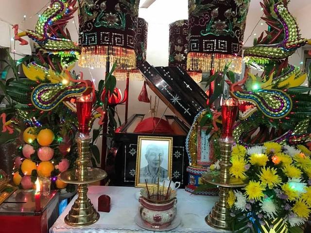 Tang lễ nhà văn Nguyễn Quang Thân diễn ra tại nhà riêng ở cư xá Thanh Đa, Bình Thạnh