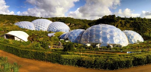 Vẻ đẹp độc đáo của những công trình kiến trúc lấy cảm hứng từ… bong bóng - 1