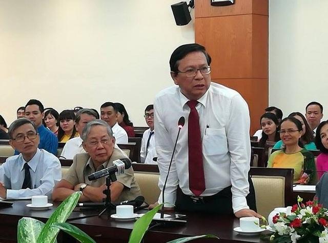 PGS.TS Võ Văn Sen cho rằng TPHCM phải chuẩn bị mọi điều kiện để nắm bắt cơ hội khi có cơ chế đặc thù