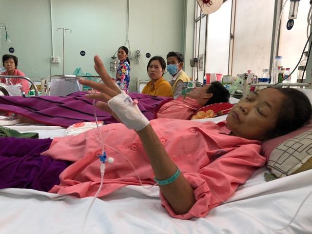 Thiếu 200 triệu để mua vật tư y tế tiêu hao, sinh mạng người mẹ đang lâm nguy