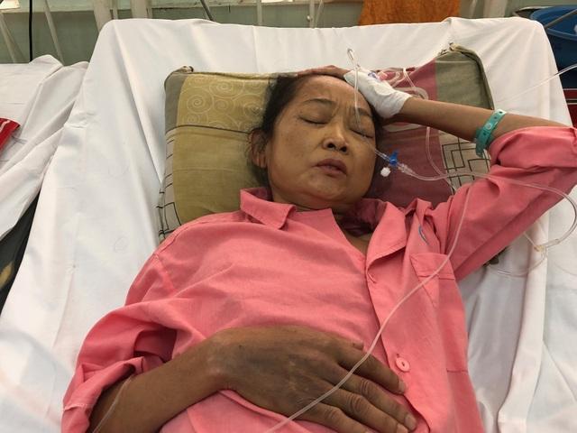 Người mẹ khốn khổ đang rất cần giúp sức để có cơ hội về với gia đình