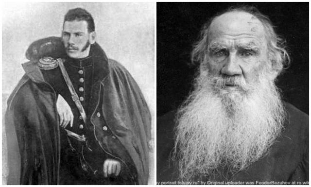 Chắc hẳn chúng ta đều khá lạ lẫm với hình ảnh đại thi hào Lev Tolstoy trẻ trung và phong độ như thế này.