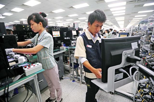 Nhập khẩu, nhập siêu lớn từ Hàn Quốc có sự tham gia của cá DN Hàn Quốc tại Việt Nam (ảnh minh hoạ)