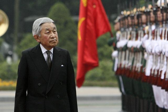 Chủ tịch nước đón Nhà vua Nhật Bản và Hoàng hậu - 6